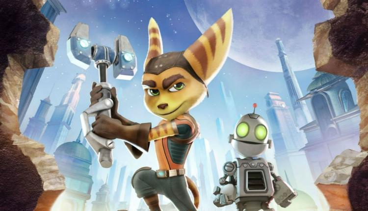 promotional image for ratchet and clank