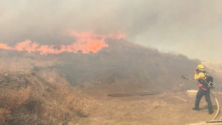 Carson Fire
