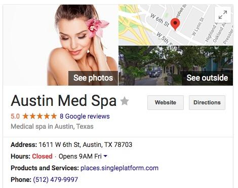 Austin Med Spa
