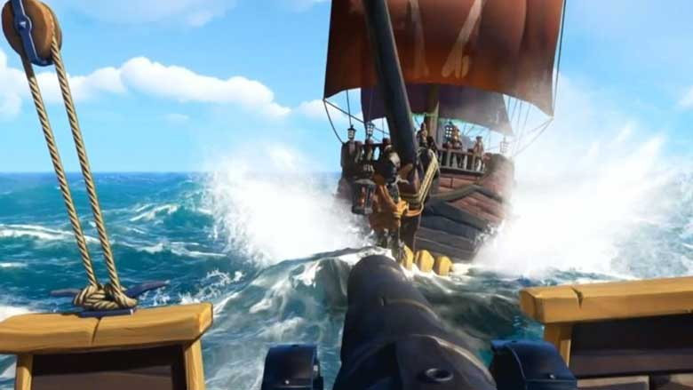 Sea of Thieves launch