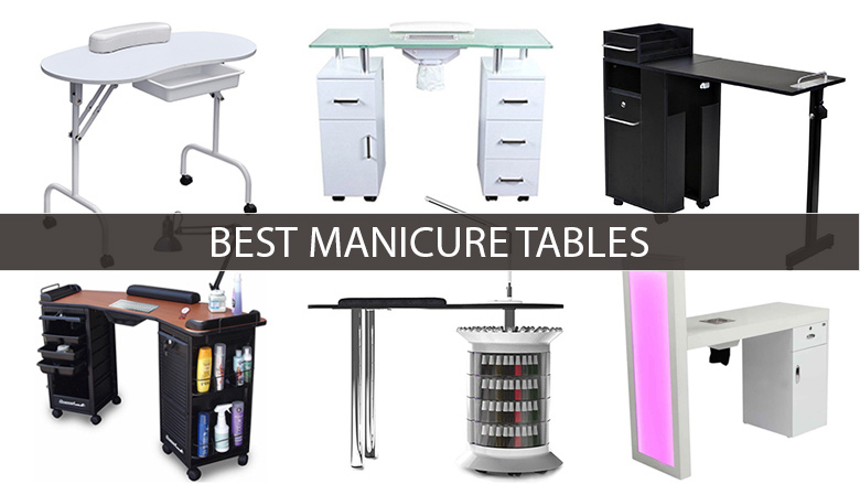 7 Best Manicure Tables Of 2021 Heavy Com