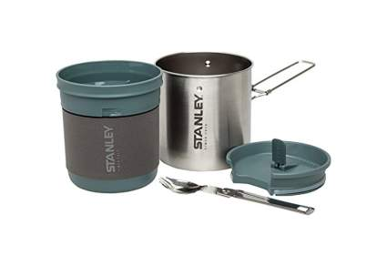 stanley, mess kit, camp cooking