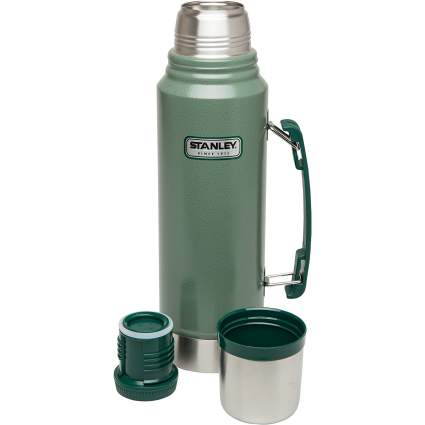 stanley, thermos, large thermos, camping gift