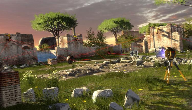 the talos principle gameplay