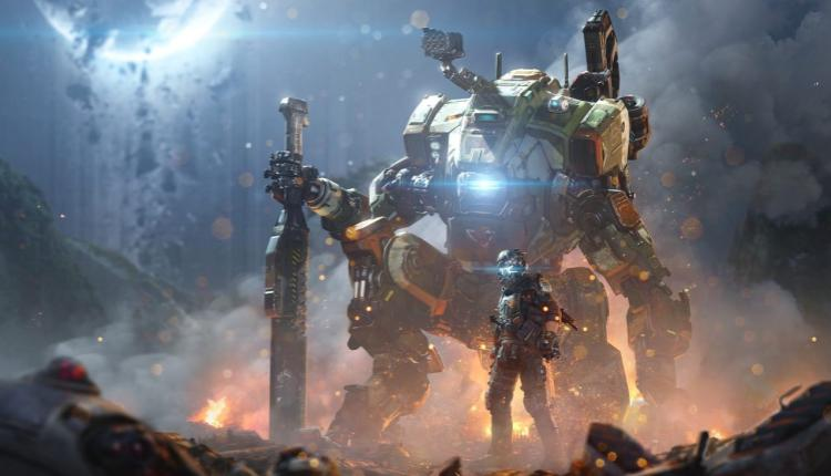 promotional image for titanfall 2