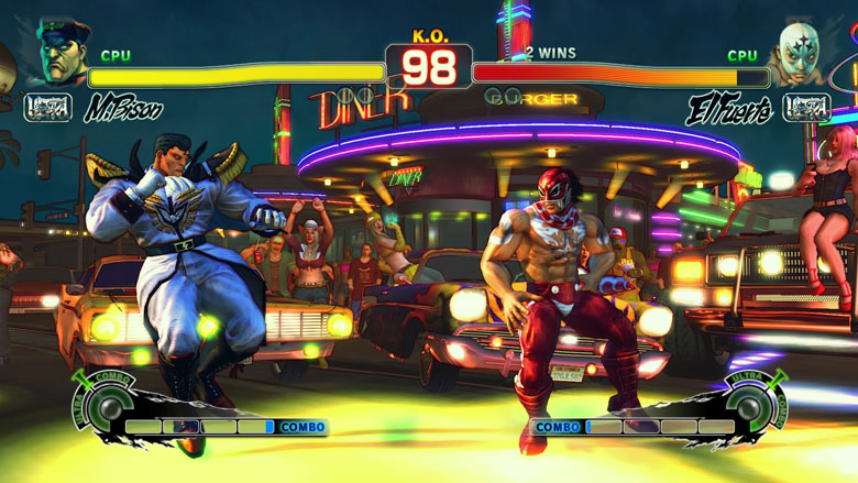 USF4 PS4