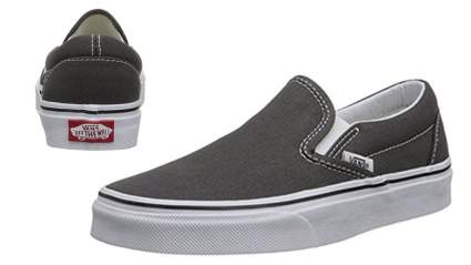 vans classic slip-on shoes, Slip on sneakers for men, laceless sneakers, mens slip on sneakers, mens slip on shoes