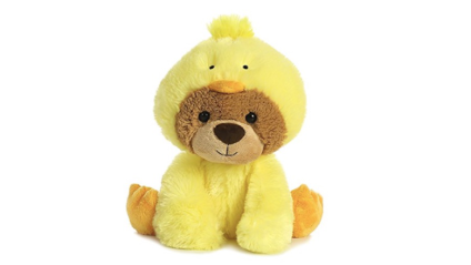 chick Easter plush
