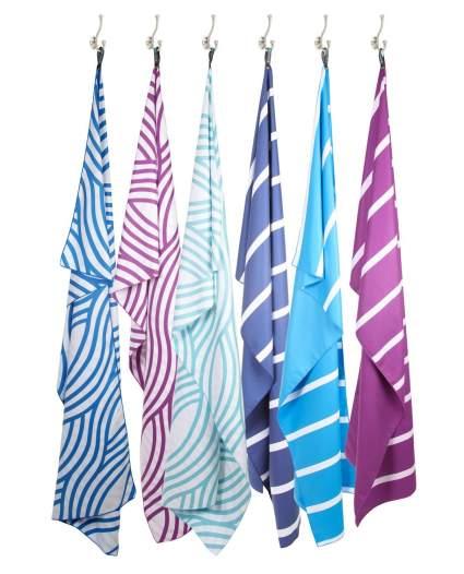 akumal microfiber towel, large beach towels