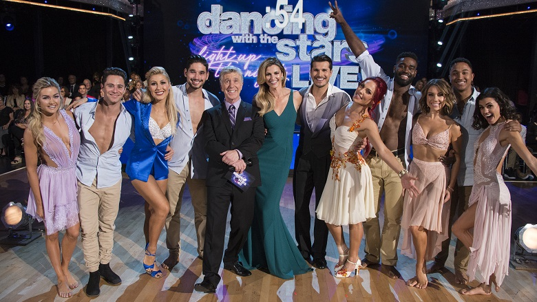 Dancing With the Stars Cast 2018