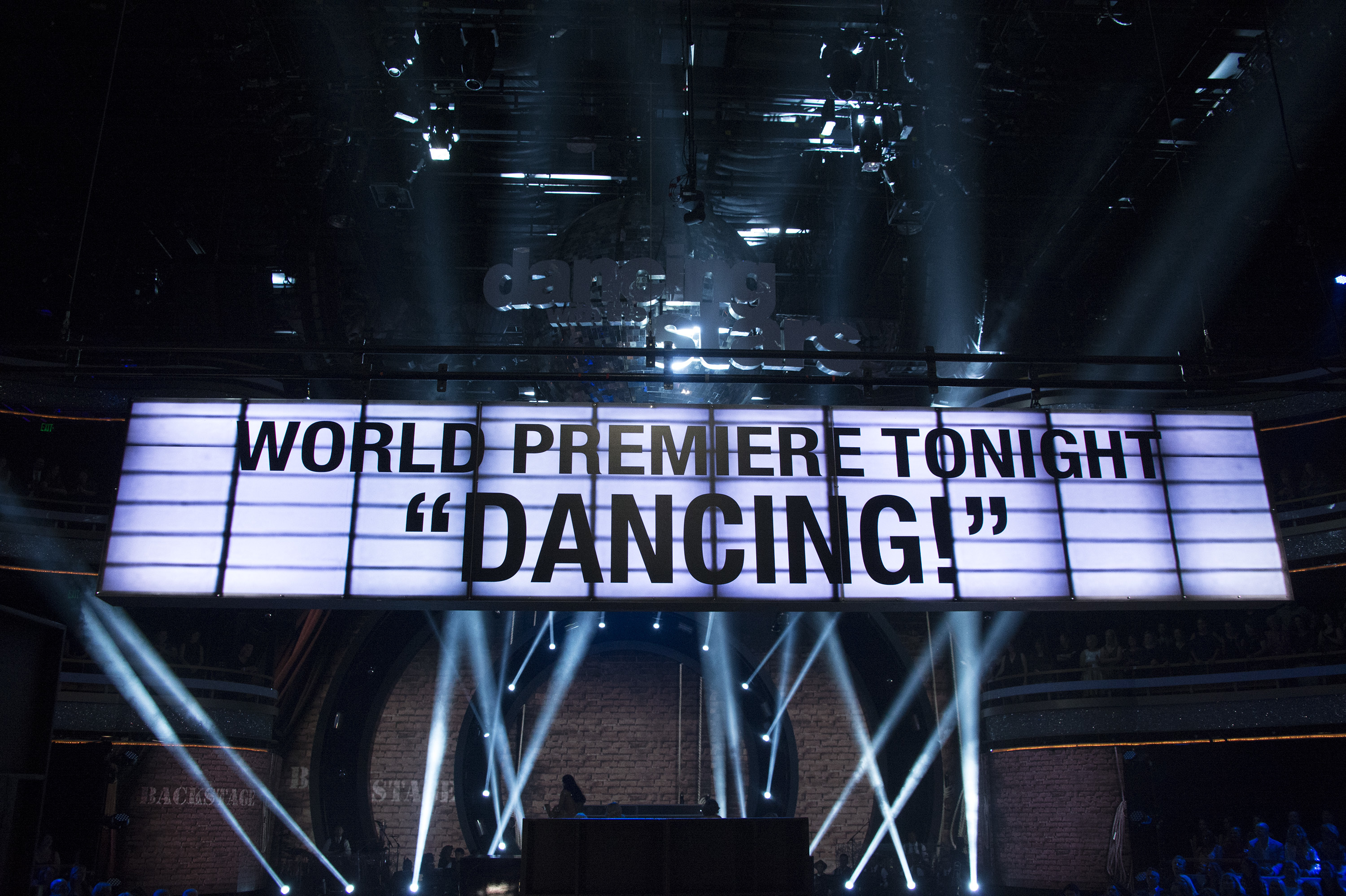 Dancing With the Stars Athletes Premiere