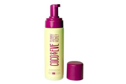 all natural self tanning mousse