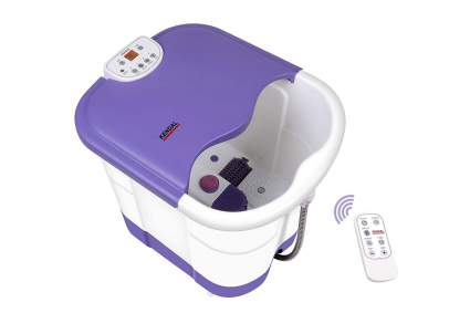 Purple Kendall foot spa