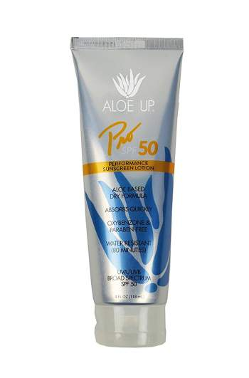 Aloe Up Sun & Skin Care Products Pro Series SPF 50 Sunscreen