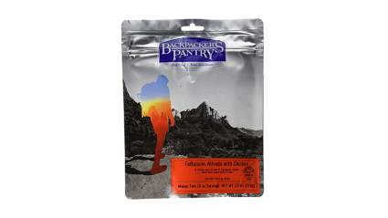 backpacker's pantry freeze dried meals