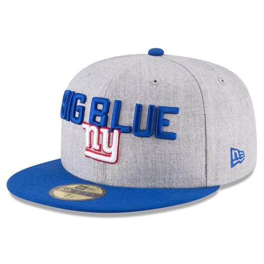 saquon barkley giants 2018 nfl draft hats