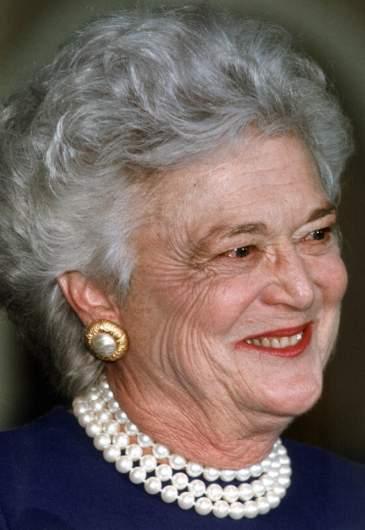 Barbara Bush Wellesley College speech
