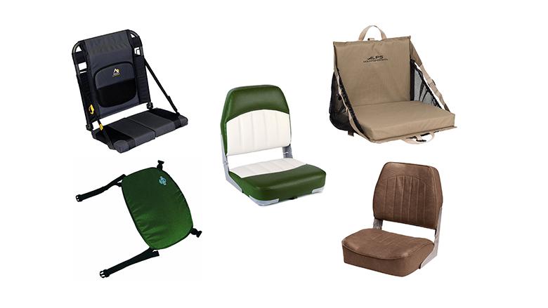 boat seat, cushion, canoe, row boat