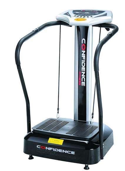 Confidence Fitness Full Body Vibration Platform