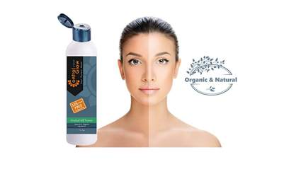control your glow self tanner, organic self tanner, natural self tanner