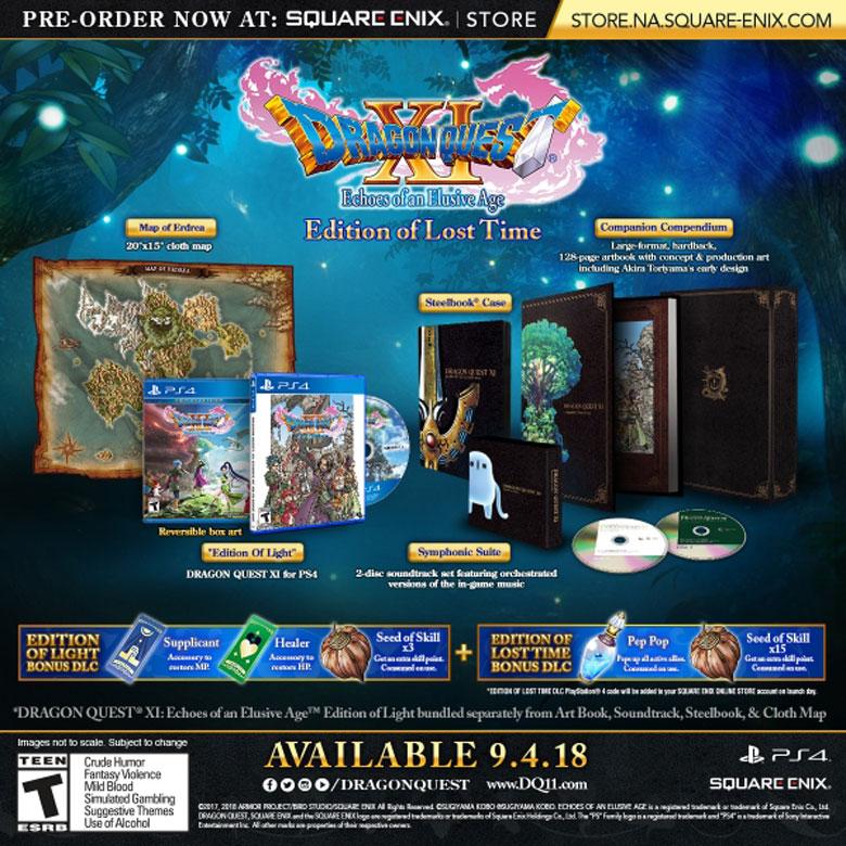 Dragon Quest 11 Special Edition