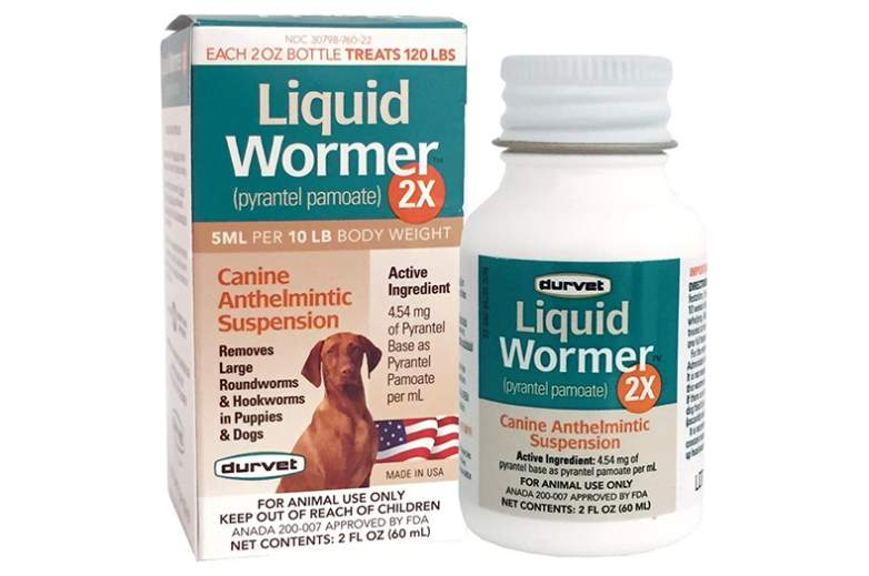 product image for durvet liquid wormer
