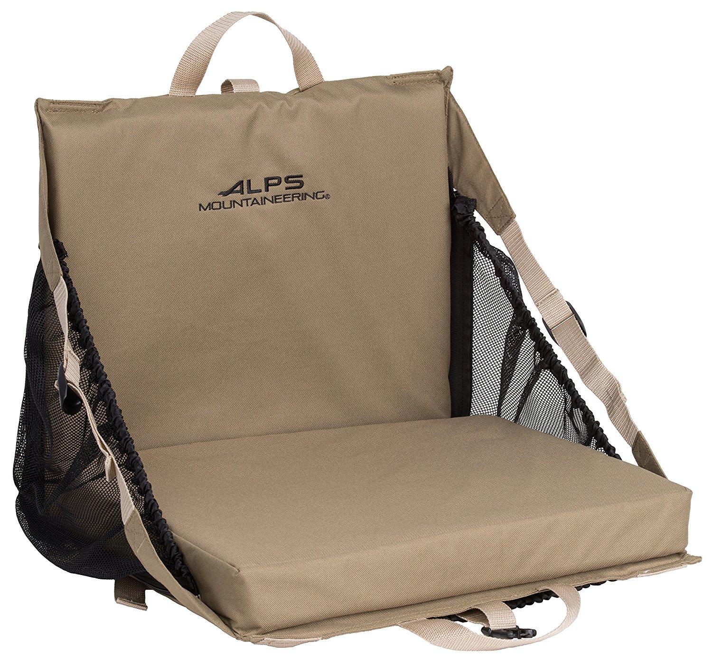 alps Mountaineering, canoe seat, explorer xt, boat cushion