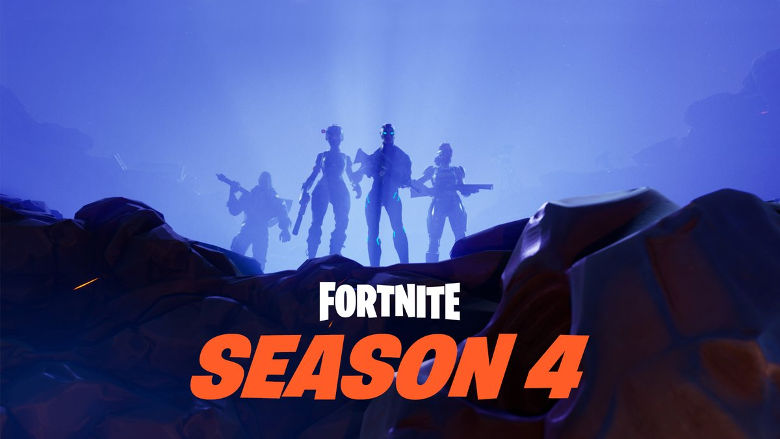Fortnite Season 4 Rewards