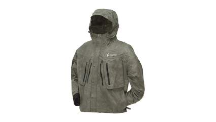 frogg toggs wading jacket