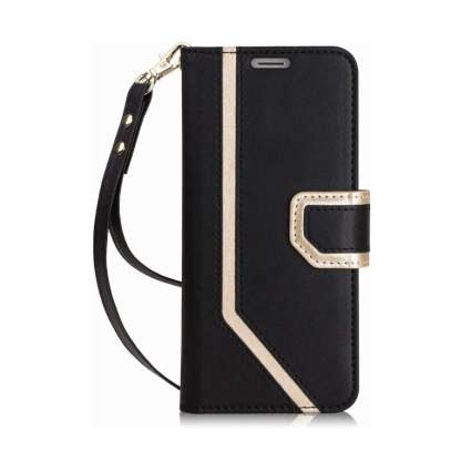 fyy samsung s9 plus wallet case