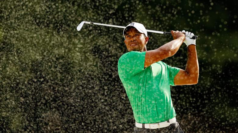 Tiger Woods Wells Fargo