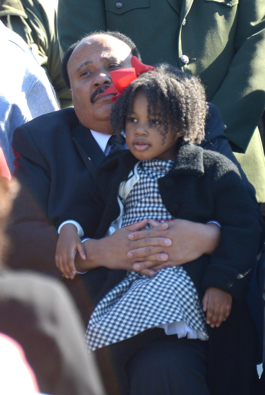 Yolanda Renee King, Martin Luther King Jr. Granddaughter, Yolanda Renee King age, Yolanda Renee King speech march of our lives, Yolanda Renee King president