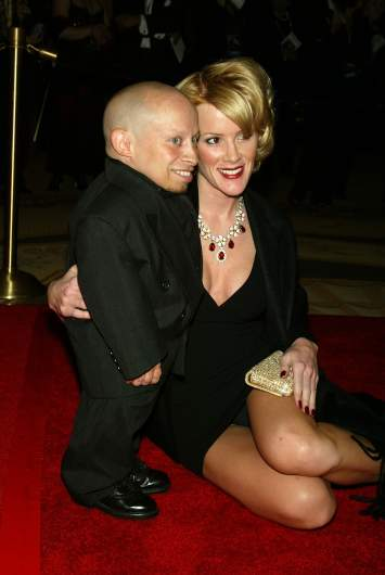 verne troyer wife