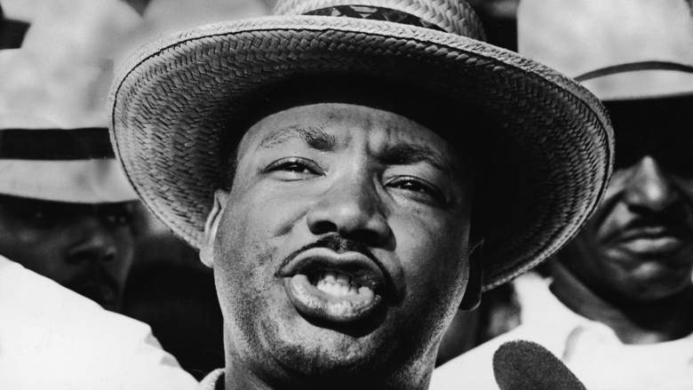 Martin Luther King Jr. politics