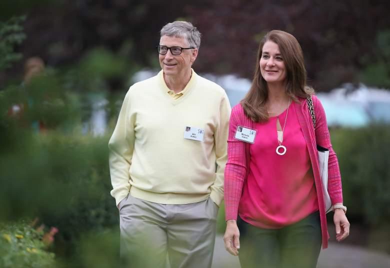Bill and Melinda Gates net worth