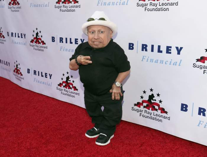 Verne Troyer girlfriend