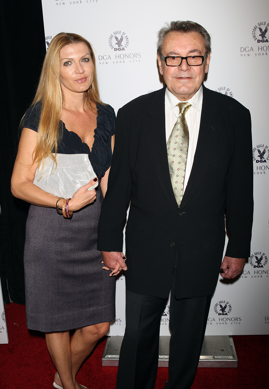 Milos Forman wife Martina