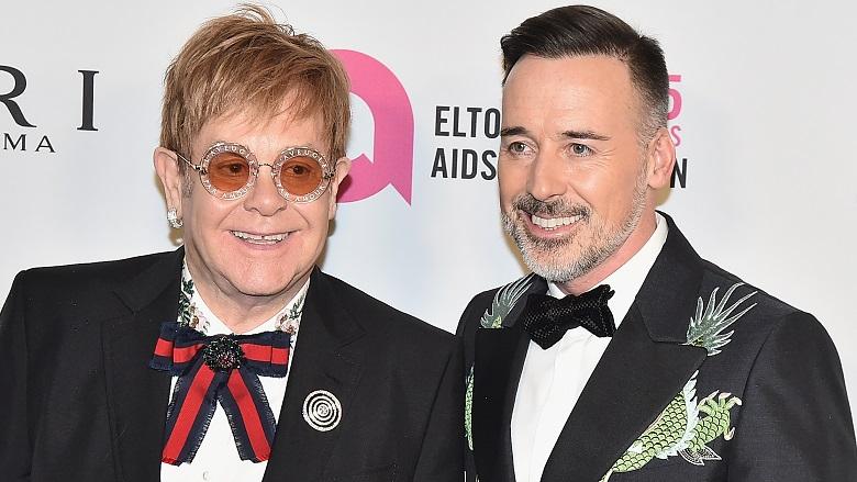 Elton John David Furnish, Elton John Husband David Furnish, Who Is Elton John Married To