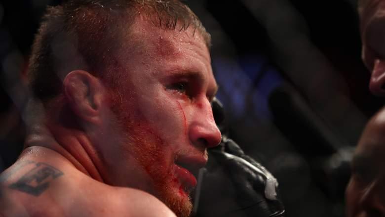 Justin Gaethje, Gaethje vs Poirier, UFC Glendale