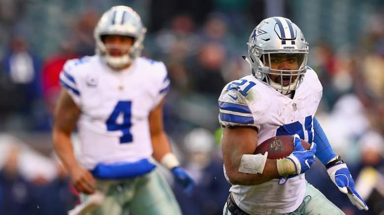 Dallas Cowboys, Amazon All or Nothing, Ezekiel Elliott