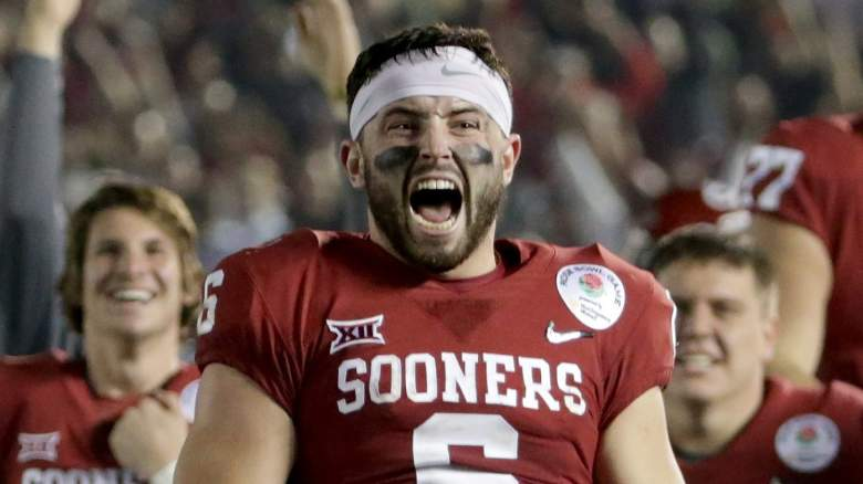 baker mayfield, nfl mock draft, latest