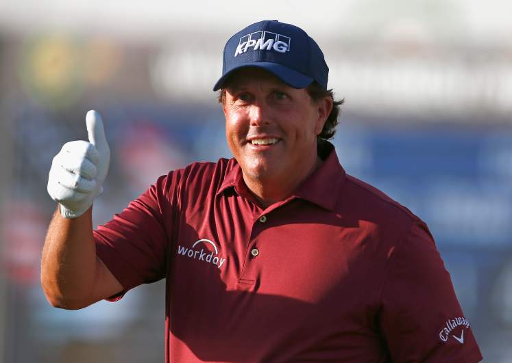 Phil Mickelson's net worth