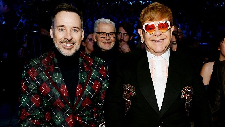 Elton John Husband David Furnish, Who Is Elton John Married To