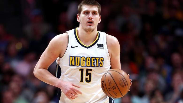 Nikola Jokic, Nuggets vs Timberwolves