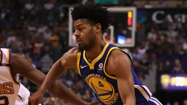 Quinn Cook free agency