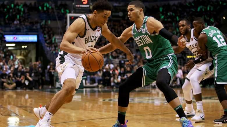Celtics vs Bucks Game 7