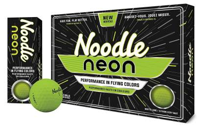cheap taylormade noodle golf balls