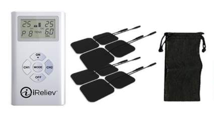 electronic pulse massager, neck massager, best neck massager, best tens unit