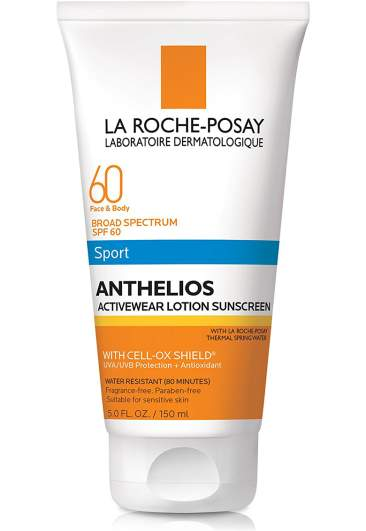 La Roche-Posay Anthelios 60 Body and Face Sunscreen