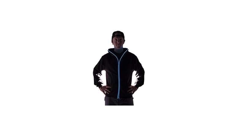 LED hoodie